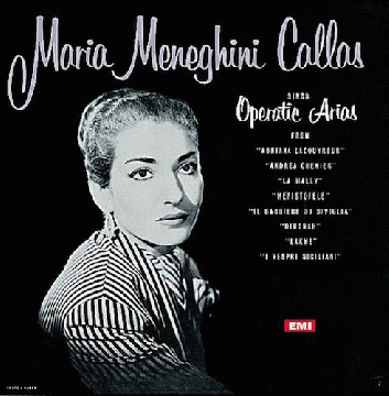 Operatic Arias/ Maria Callas