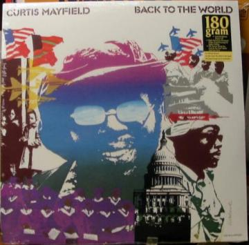 Back To The Wold/ Curtis Mayfield