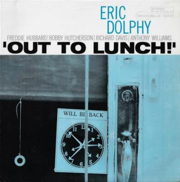 OUT TO LUNCH!/ Eric Dolphy